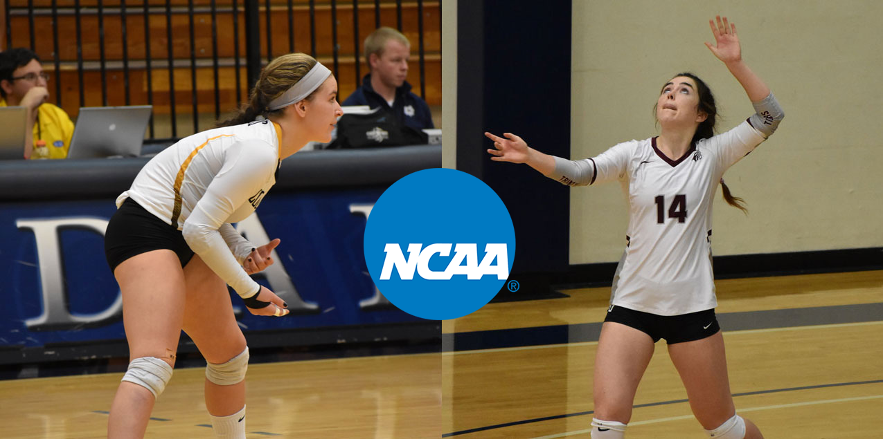 Colorado College and Trinity Receive Bids to 2018 NCAA D3 Volleyball Championship