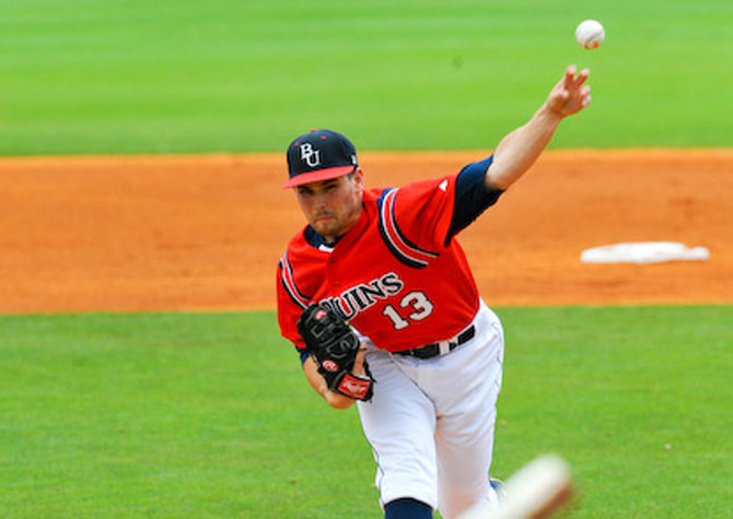 Baseball Records First Ever Belmont NCAA Tournament Victory