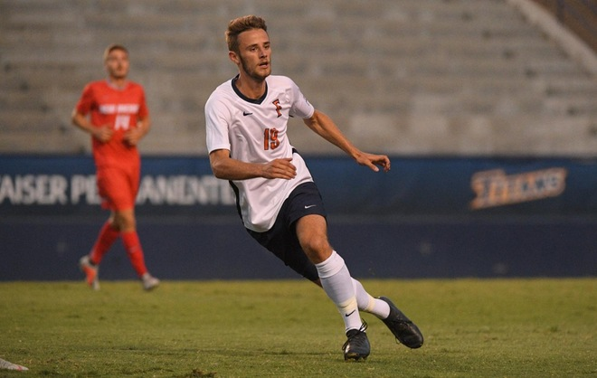 Men's Soccer Wraps Up Regular Season At Riverside