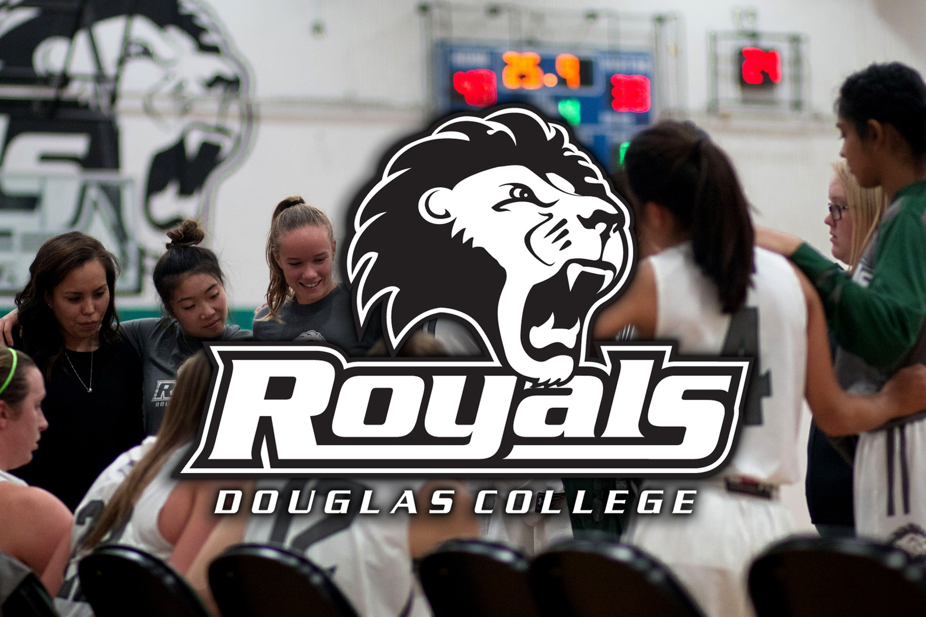 Royals Womens's Basketball team