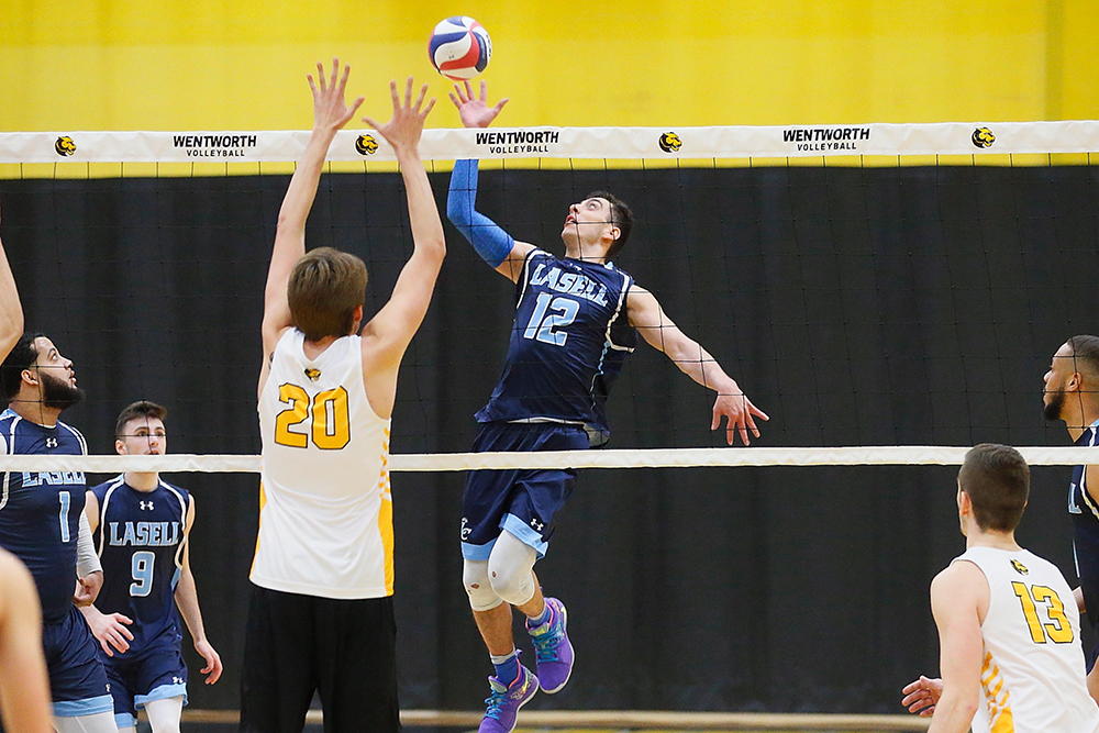 MVB: Lasell sweeps non-conference match at John Jay