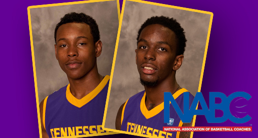 Murphy, Dillard earn NABC All-District honors