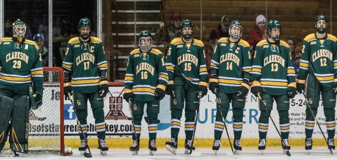 Clarkson suffers loss at No. 10 Cornell