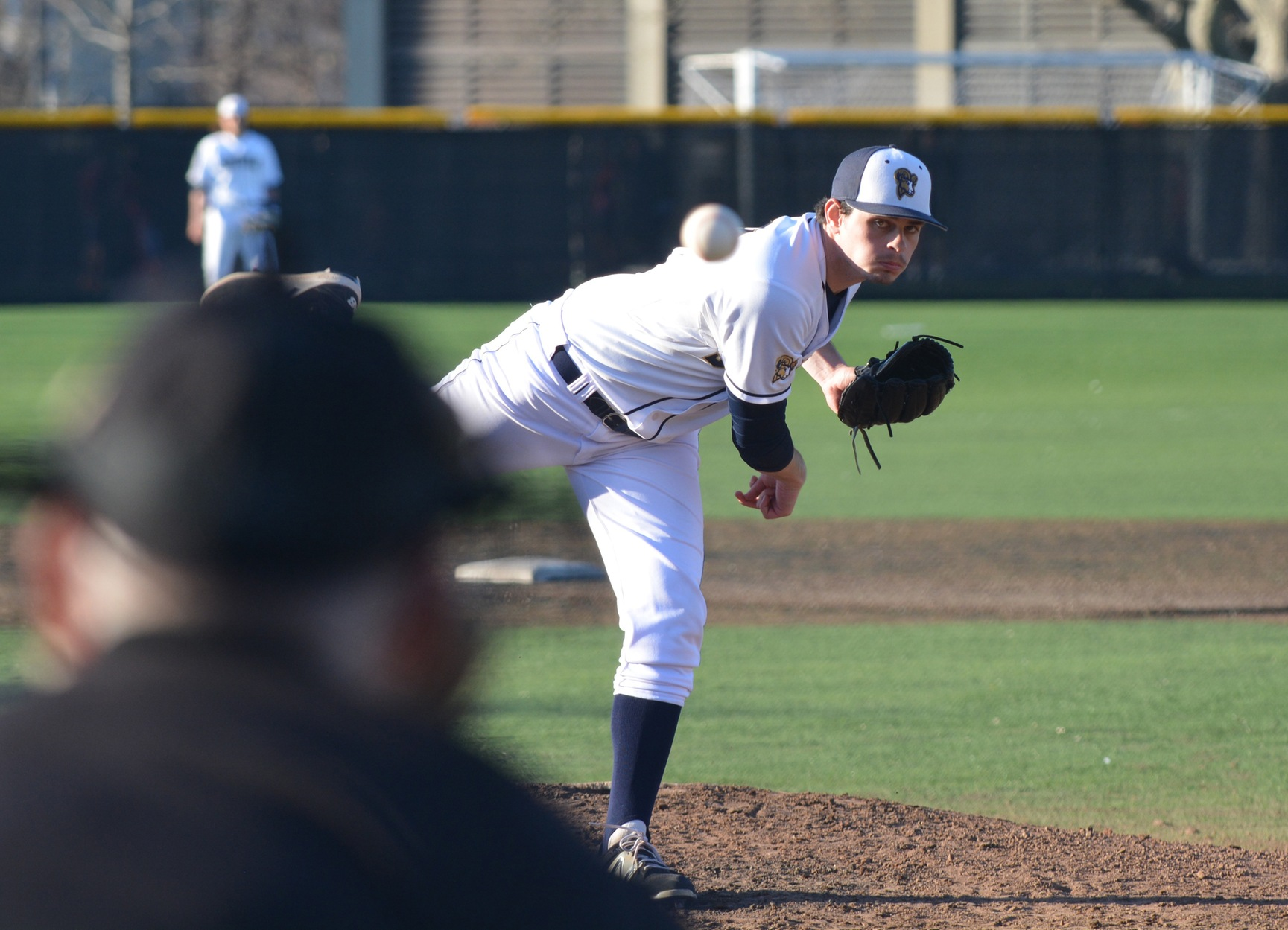 Baseball, Lasell Tangle in GNAC Second Round Thursday