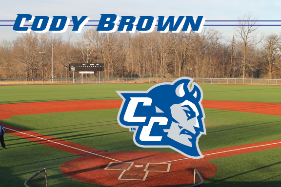 Brown Earns NEC Rookie Honor for Second Time
