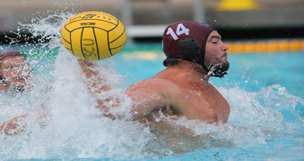 No. 16 Men's Water Polo Travel to No. 5 UC Berkeley on Nov. 14