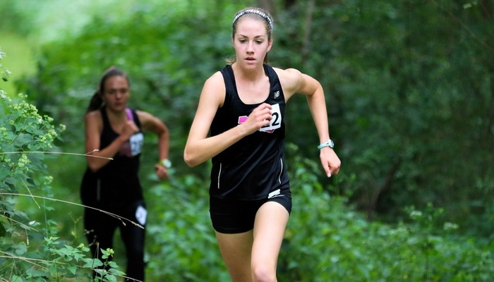 Timberlake named OAC Freshman of the Year for Women's Cross Country