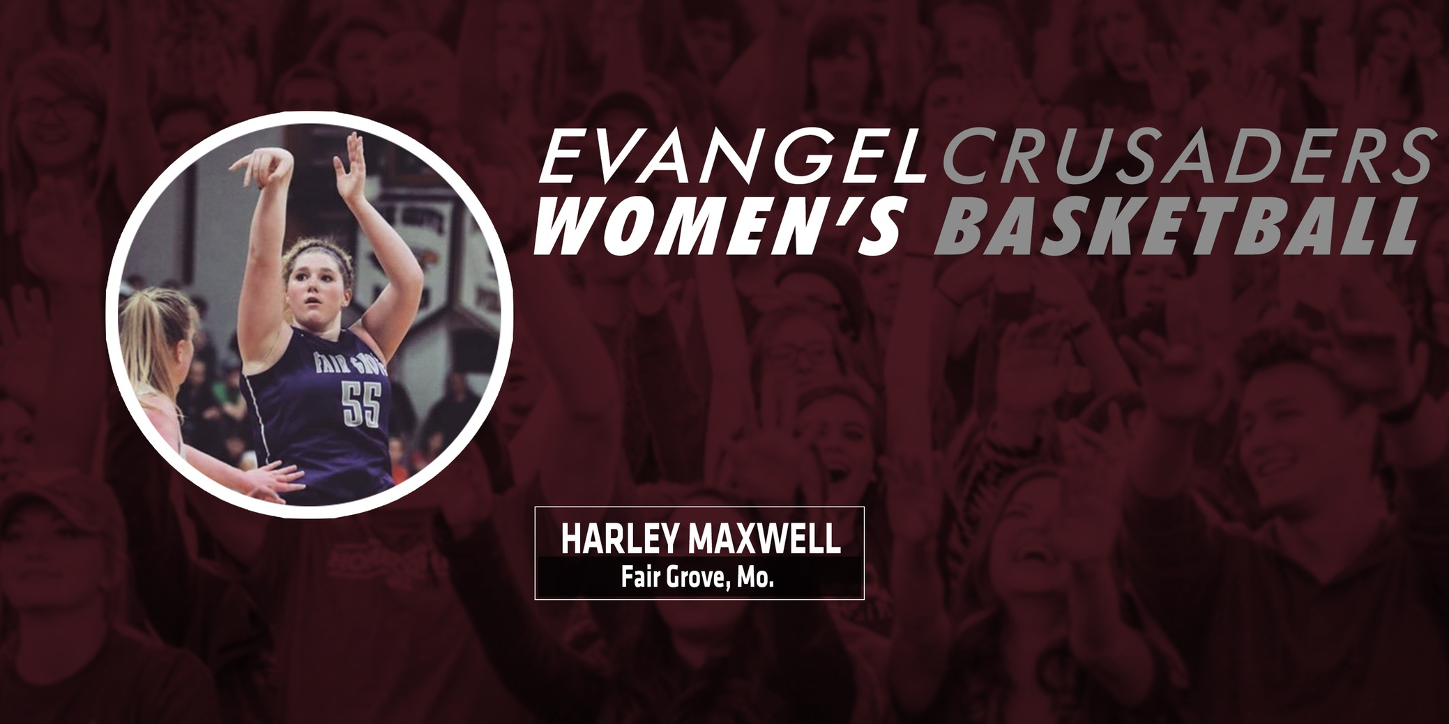 Harley Maxwell Commits to Evangel Women's Basketball