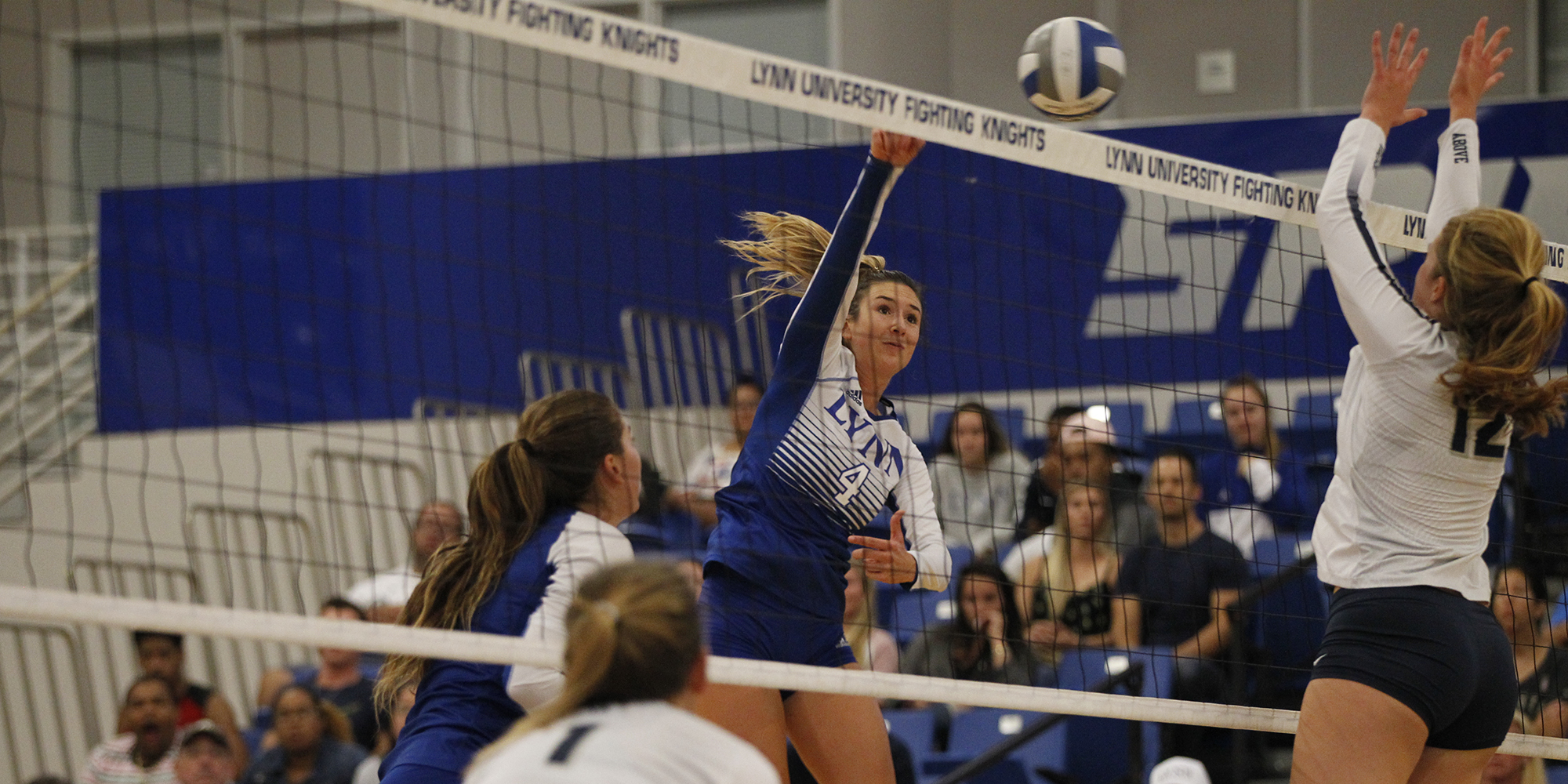 Volleyball's Comes Just Short of Capturing Their Revenge vs. UAH