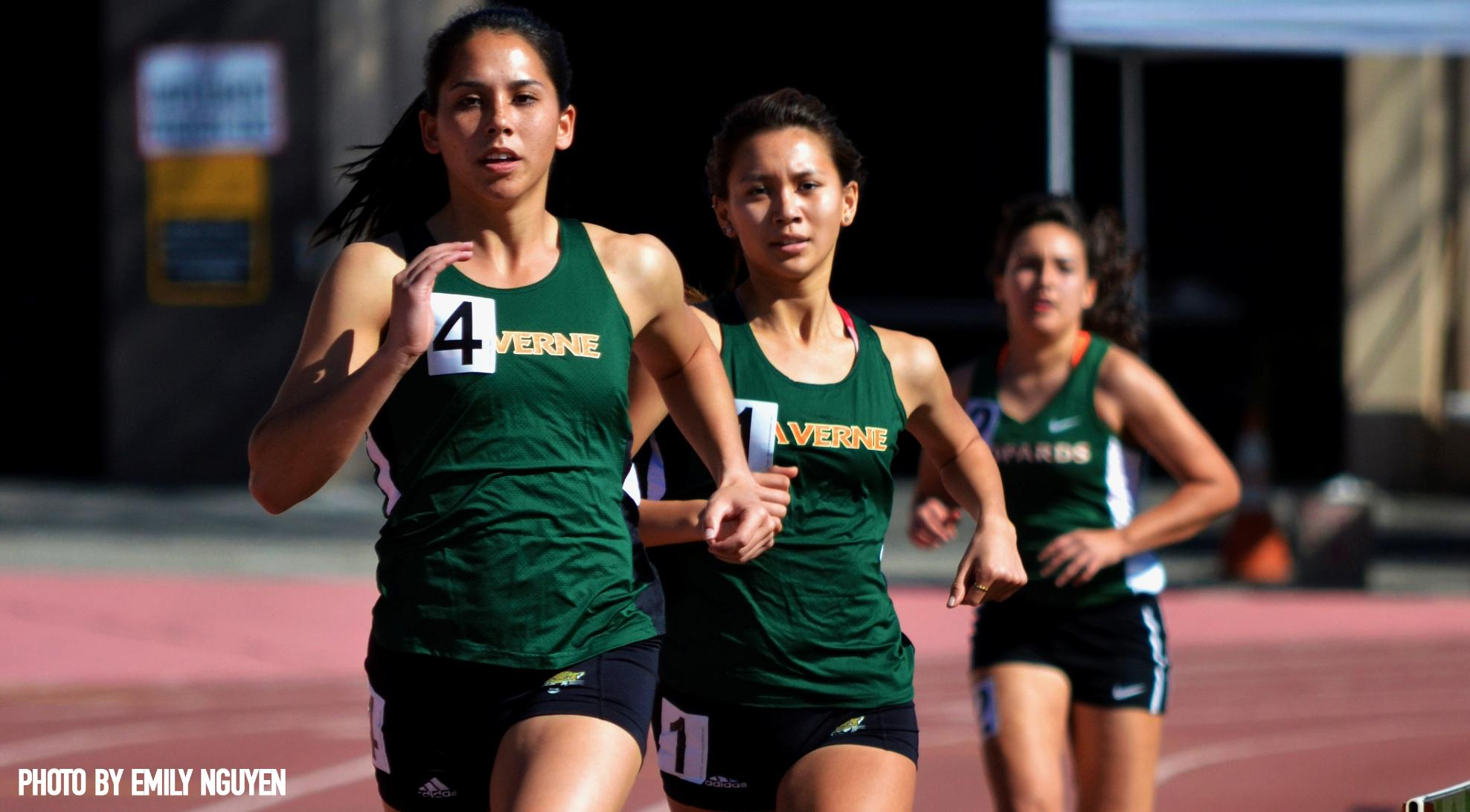 Track and Field kicks off season at Caltech All-Comers