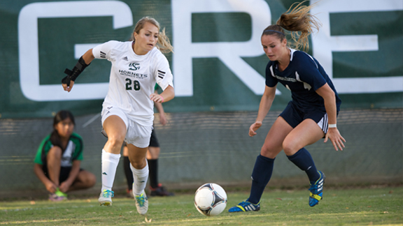 WOMEN'S SOCCER BLANKED BY NORTHERN ARIZONA 3-0