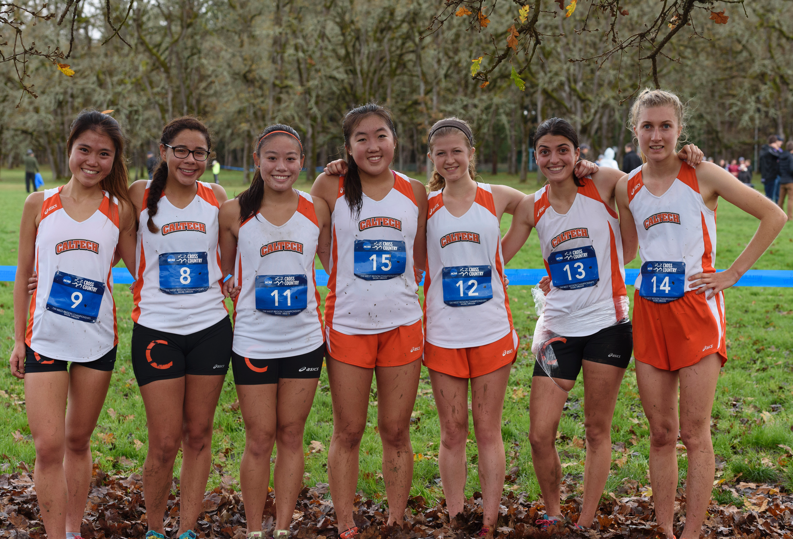 Women's XC Posts Best Finish Ever at Regionals