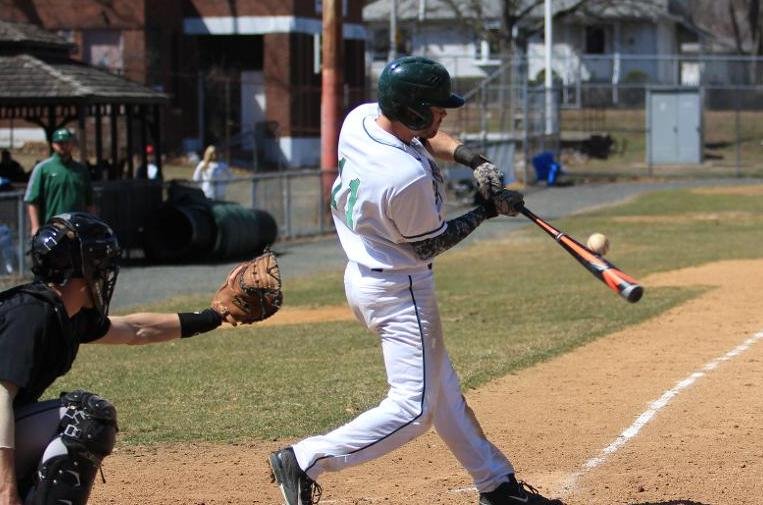 Baseball Rallies Past Mitchell in Conference Action