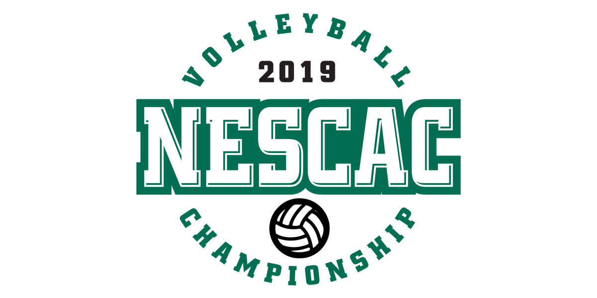Volleyball Earns No. 2 Seed at NESCAC Tournament
