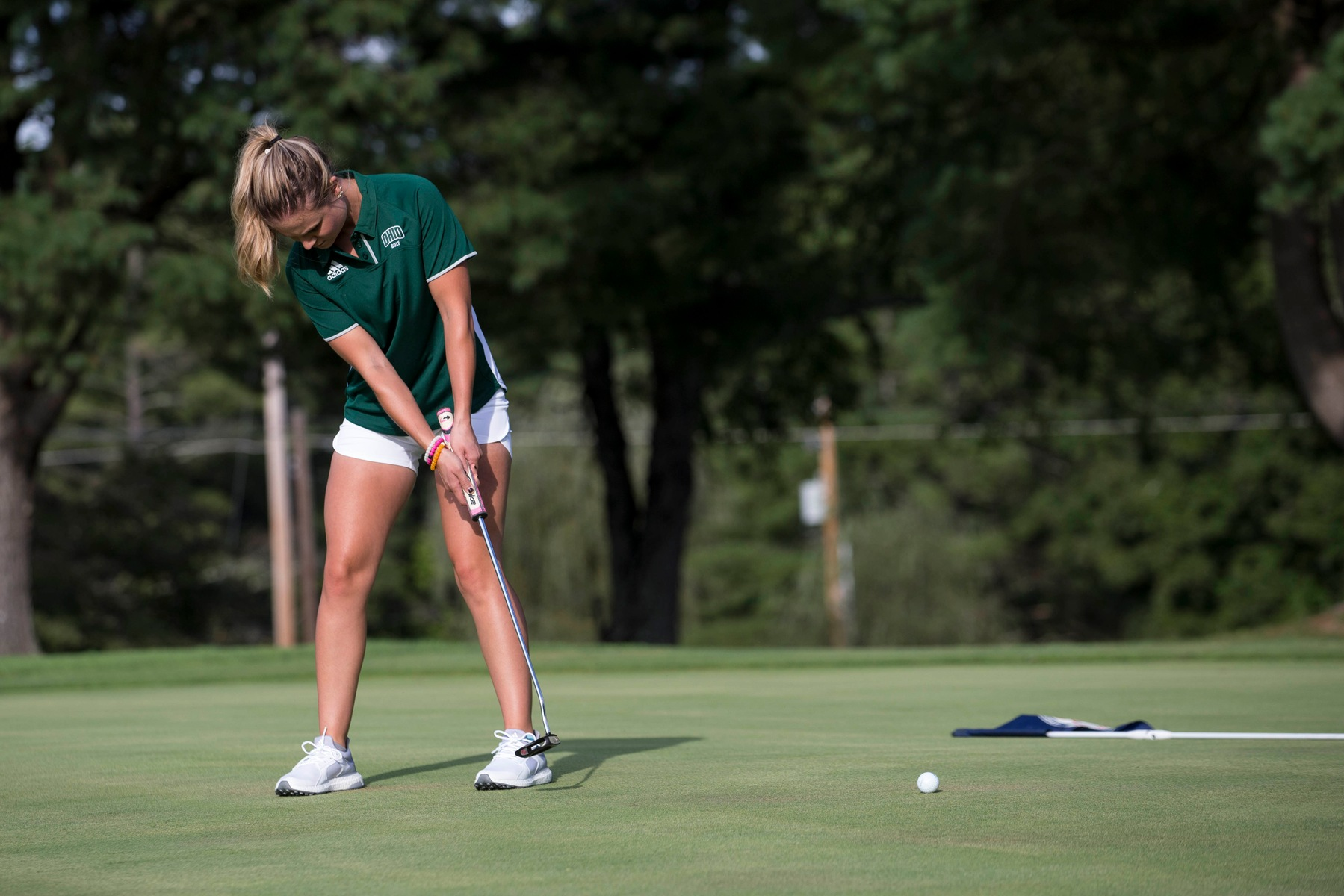 Ohio Women's Golf Finishes Fourth at KZoo Classic