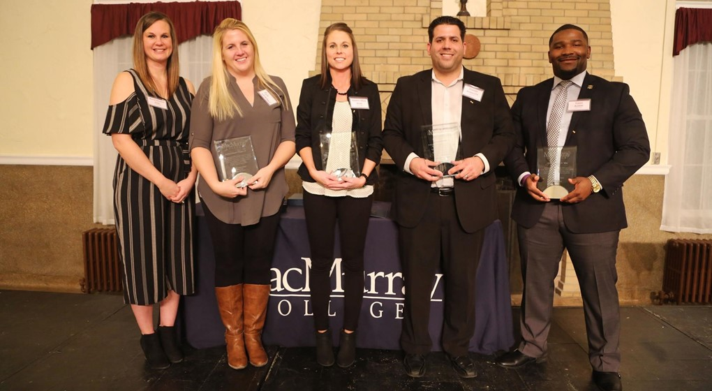 MacMurray Inducts Four Into Highlander Hall of Fame
