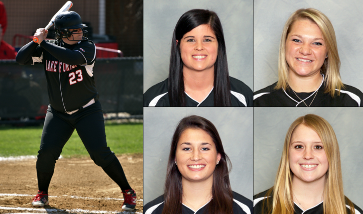 NFCA Selects Five Foresters to All-Region Teams