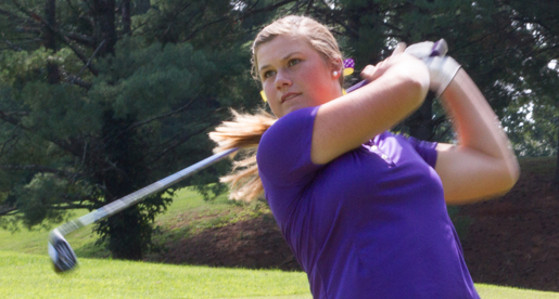 Everts in 4th, Golden Eagles in 6th at Samford Intercollegiate through two rounds