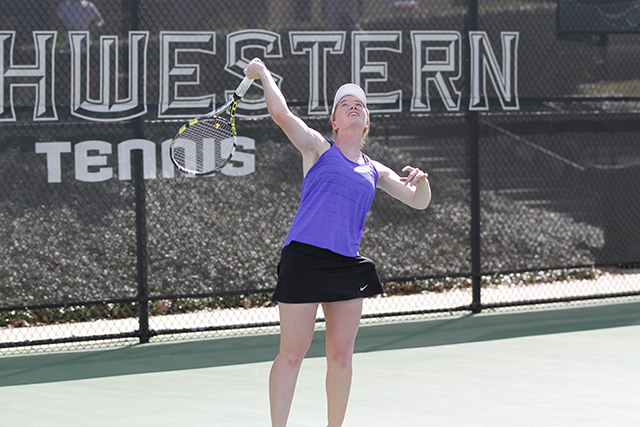 Cowgirls Have Successful ASC Individual Tennis Tournament