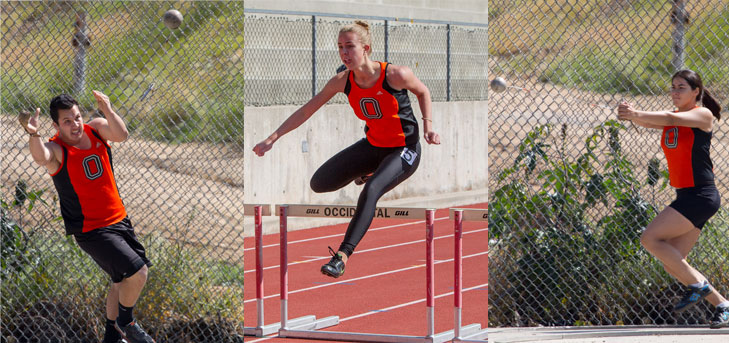 oxy high performance track meet