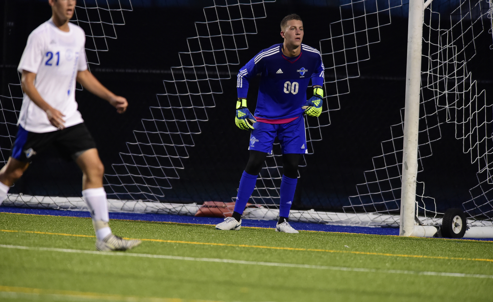 No. 17 Diplomats Win in 2OT Thriller; Advance to NCAA Second Round