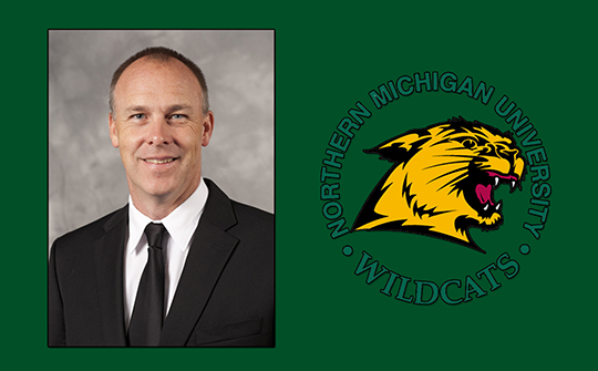 Sall Hired to Lead NMU Men's Basketball Program