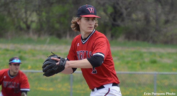 Wells Wins On Senior Day; Clinches Playoff Spot