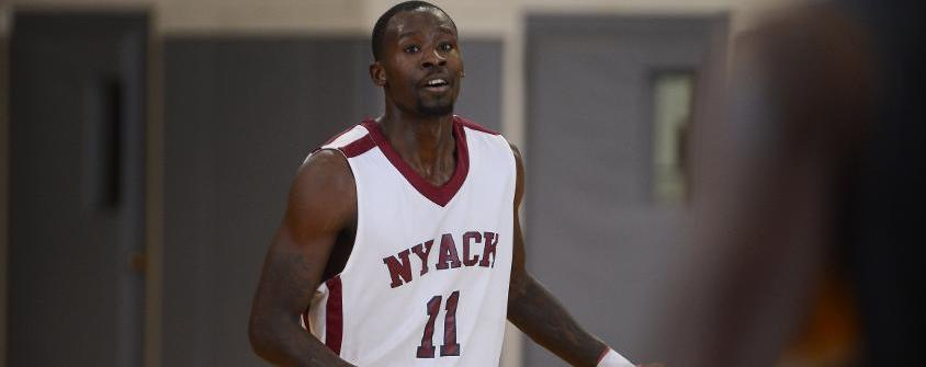 Men's Hoops Top Mercy On The Road In Non-Conference Action, 76-64
