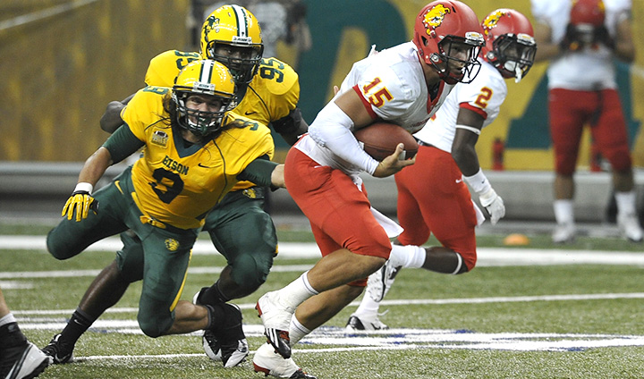 Ferris State's Jason Vander Laan Currently Nation's Top Running QB