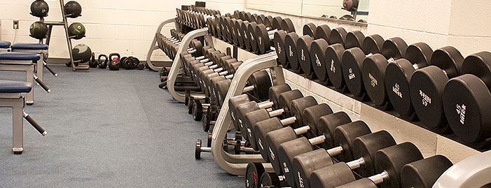 Weightroom gallaudet