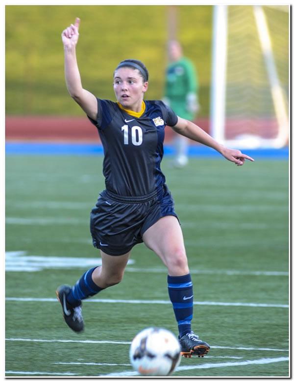 Mount women's soccer falls in double OT to Heidelberg, 2-1