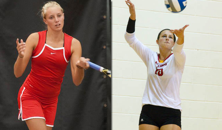 Ferris State Volleyball & Women's Tennis At Home In GLIAC Play This Week