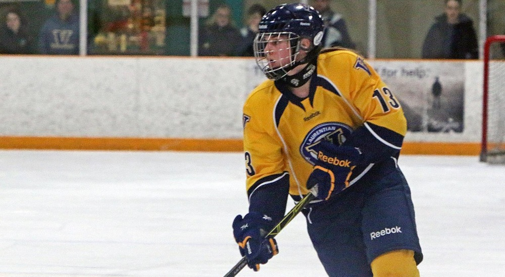 WHKY | Voyageurs Fall to Warriors in Shootout