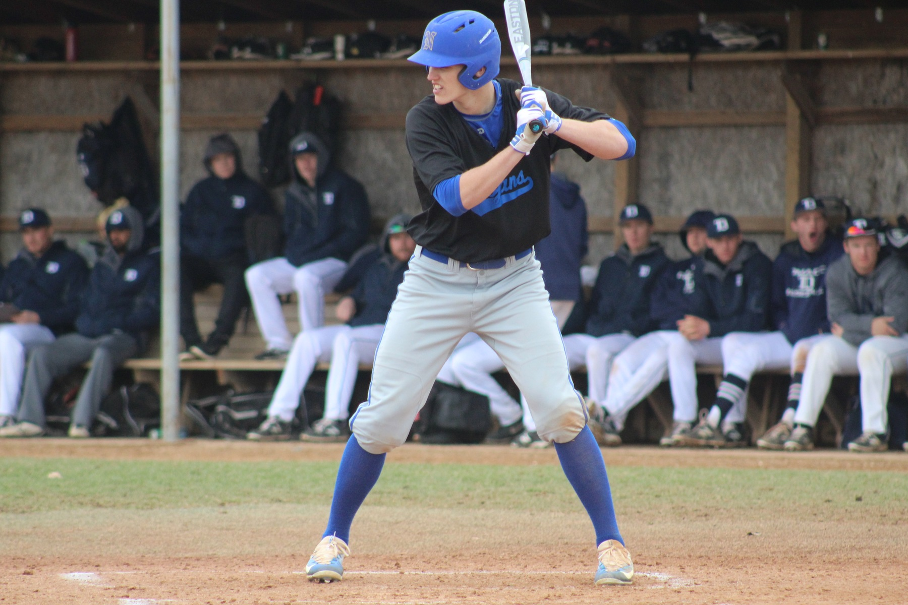 NIACC's Bryce Ball is second in the ICCAC with a .417 batting average.