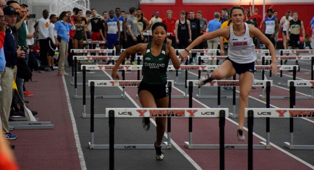Sprint Events Lead The Way For Vikings At Akron Invite