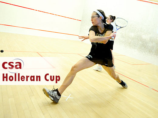 Nightingale earns spot in squash's national individual tournament