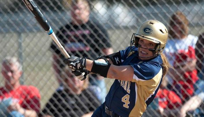 Softball Drops High-Scoring NCAA Opener in Whitewater
