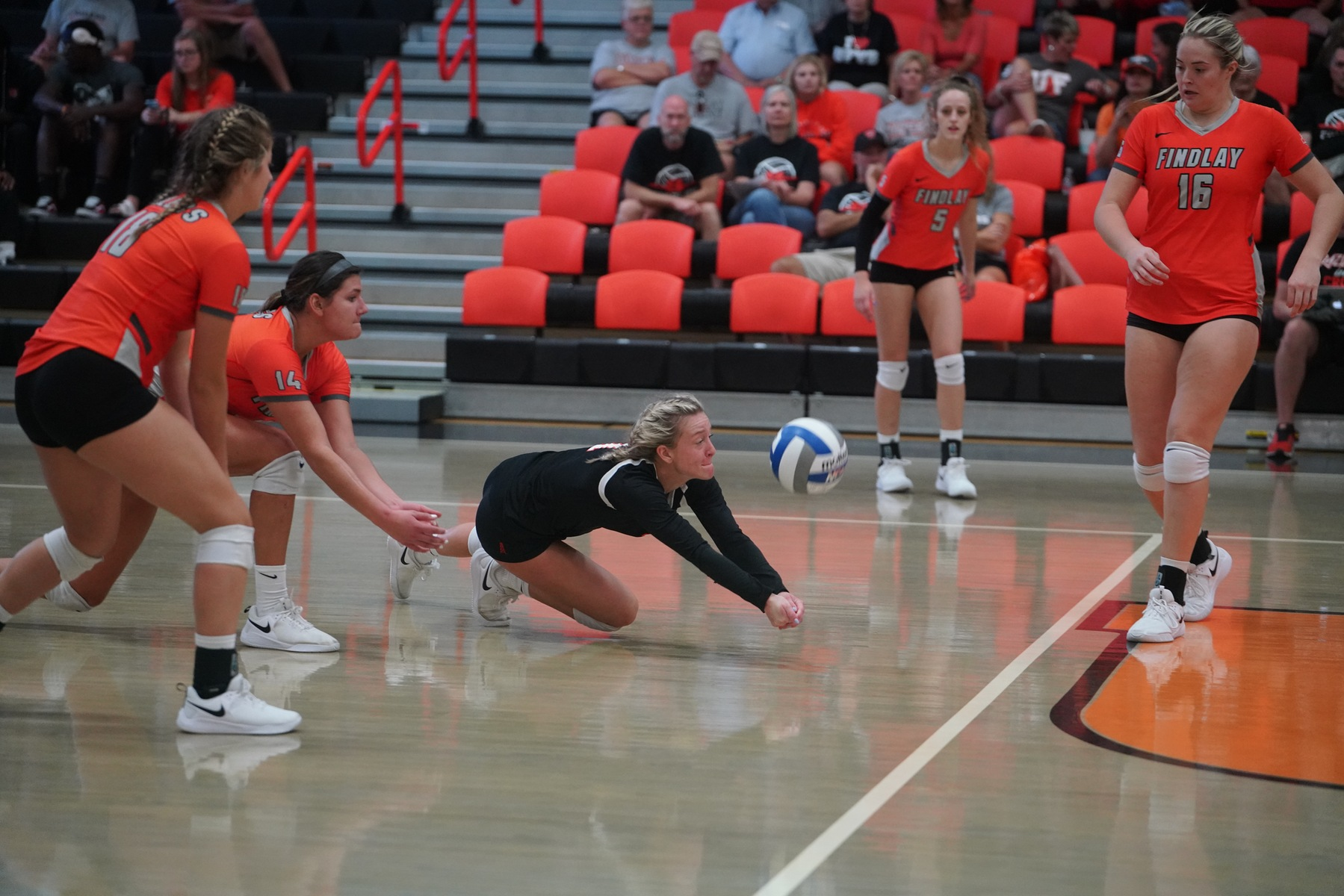 Oilers Fall to Hillsdale