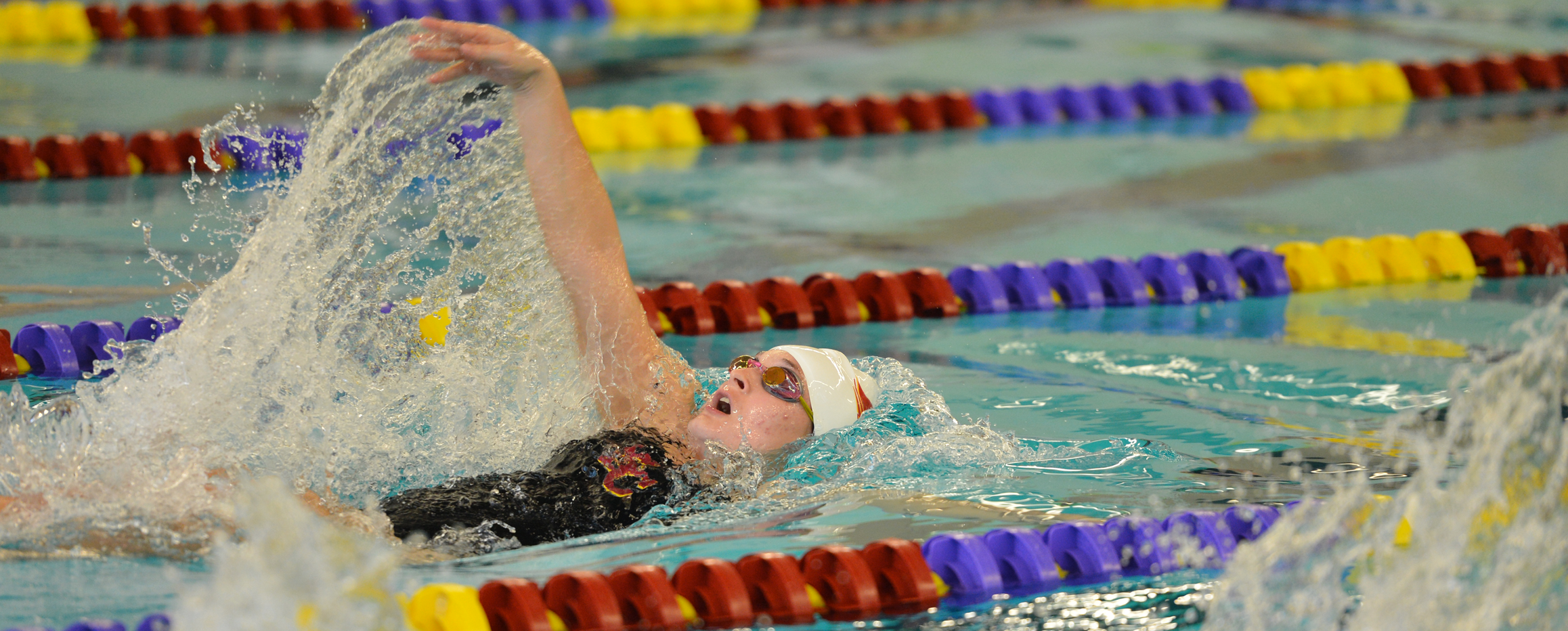 Women's swimming reshapes record books in fourth place finish