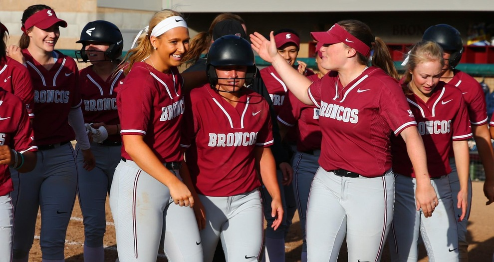 Seventh Inning Comeback Helps Softball Split with LMU Friday