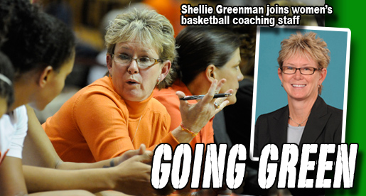 Messer adds Shellie Greenman to women's basketball coaching staff