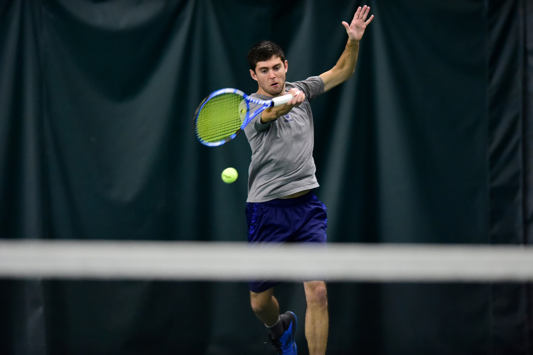Men's Tennis Hosts Pitt-Greensburg Saturday