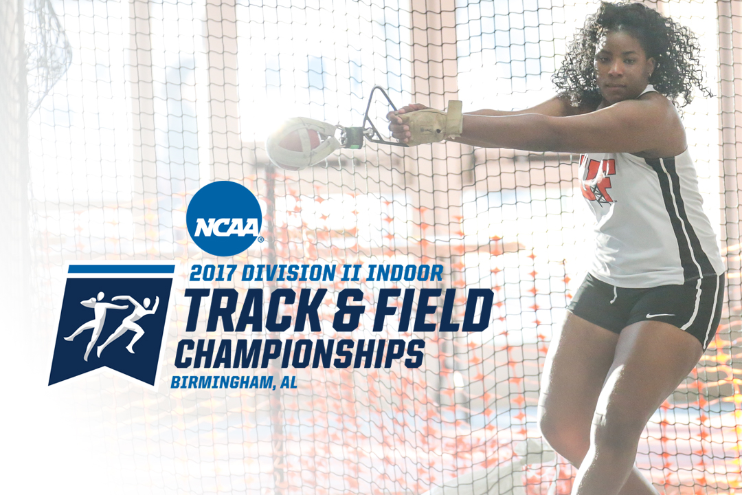 Track Sending 13 to NCAA National Championship Meet
