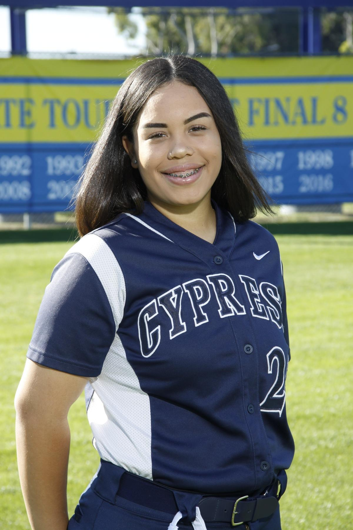 Tianna Harris Earns Charger of the Week (Mar. 26-Apr. 1)