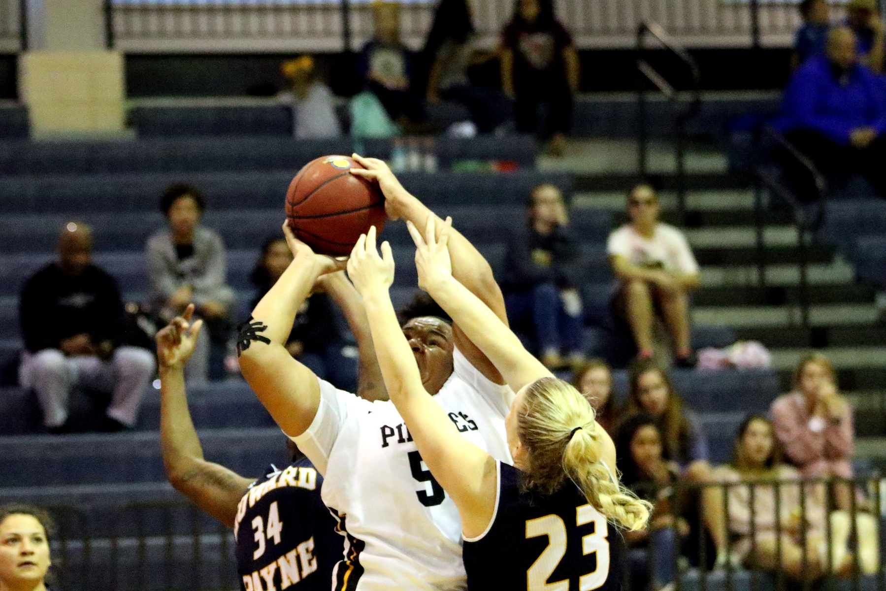 Women's Basketball Loses Free Throw Marathon In Home Opener