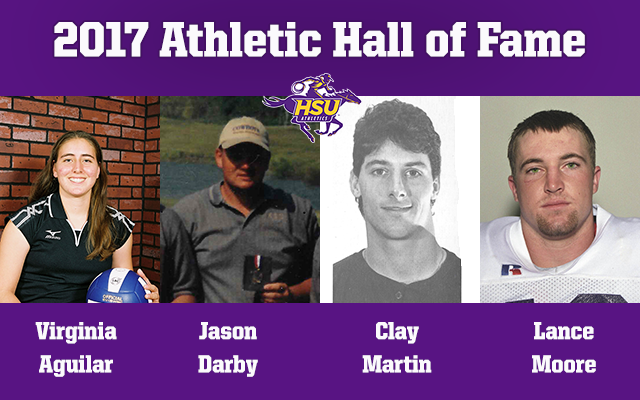 2017 HSU Athletic Hall of Fame Class Announced