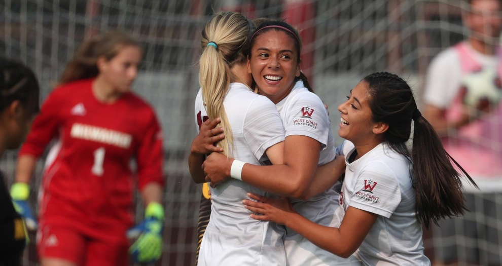 No. 7 Women's Soccer Advances to Second Round of NCAA Tournament with 4-1 Over Milwaukee