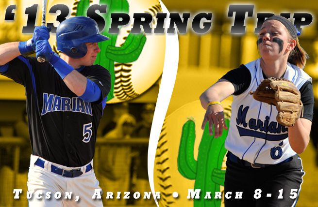 Baseball, Softball Invade Tucson For Spring Trips