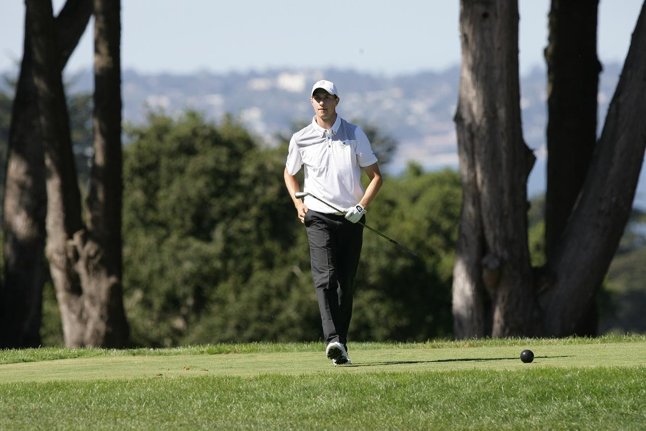 Even Par Rounds Put Men's Golf In Second Place Tie At Pacific Invitational