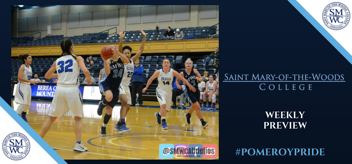 Two Big Match-ups for No. 10 SMWC Women's Basketball